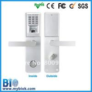 China Handale Fingerprint with Keypad Reader Biometric Lock Bio-LA801 on sale