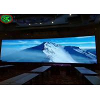 Wholesale 2mm Pixel Pitch Indoor Fixed LED Display , LED Video Wall 512*512mmmm Cabinet Size from china suppliers