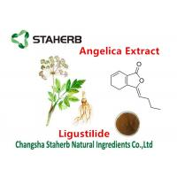 Buy cheap Ligustilide 1% Angelica Extract Pure Herbal Extracts For Female Health Care from wholesalers