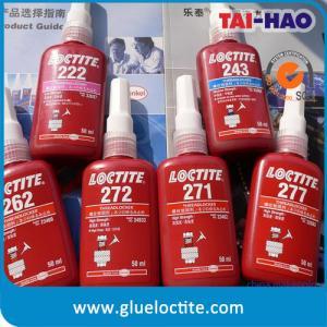China Loctite Acrylic adhesive anaerobic adhesive 222 242 243 260 262 270 272 290 on sale
