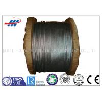 Wholesale 6*7+FC High Carbon Galvanized Wire Rope 1570-1770MPA Tensile Strength from china suppliers