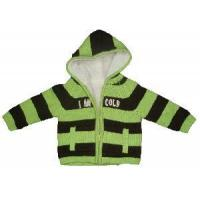 Wholesale Baby′s Stripe Cardigan (SFY-A017) from china suppliers