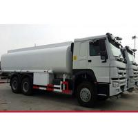Wholesale High Efficiency 16-20CBM Oil Tank Truck 6X4 LHD Euro2 290HP Gas Tanker Truck from china suppliers