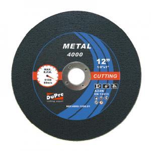 China Metal Cutting Wheel 4000 on sale