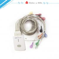 Wholesale Portable Digital 12-Channel ECG Holter Recorder with Analysis Software from china suppliers