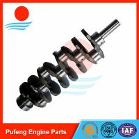 Buy cheap auto parts for Toyota 5L crankshaft 13401-54061 from Wholesalers