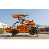 Double Pump Concrete Shotcrete Machine , Concrete Sprayer Machine Poweful Pumping