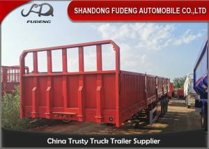 Wholesale Height 600mm Q345B Cement 12.5M Side Wall Semi Trailer from china suppliers