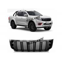 Wholesale 4x4 Auto Parts / Matte Black Grille For Navara NP300 Frontier 15-17 from china suppliers