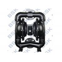 China 0.83 Mpa Air Driven Double Diaphragm Pump 2 Diaphragm Pump For Waste Water on sale