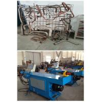 China Single - Head CNC Pipe Bending Machine , stainless steel pipe bender machine on sale