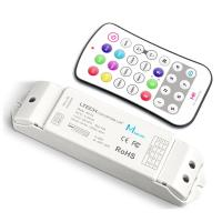 Wholesale 12V-24V Led Rgb Strip Rf Controller DC12-24V 5A/4CH 2.4GHz Wireless Remote from china suppliers