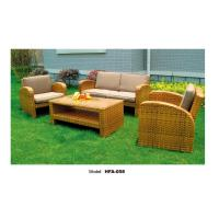 Outdoor synthetic rattan furniture cheap outdoor garden for Cheap outdoor furniture