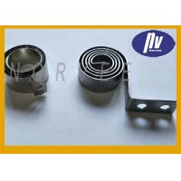 China Variable Force Stainless Steel 301 Flat Spring Clip For Tobacco Pusher Springs on sale