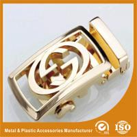 Buy cheap OEM / ODM 35mm Gold Custom Belt Buckles Western Classic Belt Buckles from Wholesalers