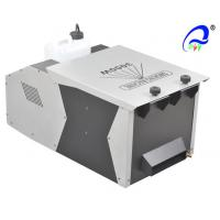 China High Powered 3000W Low Lying Fog Machine With Wired / Remote Control Non - Toxic on sale