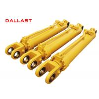 Wholesale Truck Heavy Duty Hydraulic Cylinder Double Acting Chrome Engineering from china suppliers