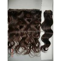 Handtied Super Tape Human Hair Skin Weft for sale