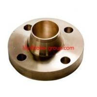 Wholesale CuNi 90/10 Copper Alloy Weld Flanges ANSI B16.5 from china suppliers