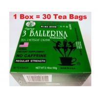 Slim Tea Three Ballerina Weight Loss Herbal Tea