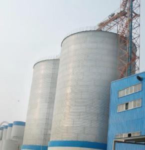 China Grain Steel Silo on sale