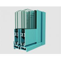 Wholesale T5 / T6 Window Aluminum Profile Structural Aluminum Channel ISO9001 2008 from china suppliers
