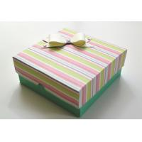 Wholesale Customized Luxury Paper Gift Box , Recycled Paper Drawer Box from china suppliers