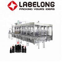 Wholesale Labelong Oil Bottling Machine 5KW Easy To Operate Highly Automated PLC Control from china suppliers