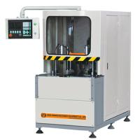 Wholesale CNC corner cleaning machine SQJ-CNC-120 used for upvc window fabrication from China factory from china suppliers