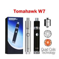 Wholesale Dry Herb Vaporizer Vapor Cig Kit , Internal Battery Box Mods  510 Thread 1400mah Battery from china suppliers