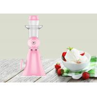 Buy cheap Lightweight Hand Ice Cream Maker Household Pure Juice Extractor Easy Operate from wholesalers