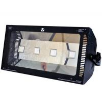 Wholesale Free shipping CE RoHs UL High quality 4 X 100W LED Stage Light White 400W DMX LED Strobe from china suppliers