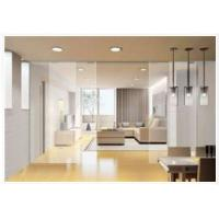 China Luxurious Residential Automatic Sliding Doors for house Sitting room on sale