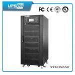 Wholesale 3/3 Phase 220VAC Uninterrupted Power Supply Sai 40kVA Inbuilt 72PCS UPS Battery 12V 7.2ah from china suppliers
