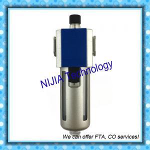 GL200-06 GL200-08 GL300-10 GL400-15 airtac solenoid valve Lubrication Gas sourse