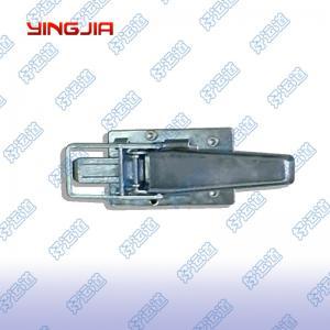 China 03122 Truck drop side door lock gear, Fastening truck spring buckles, Truck lock spring clip buckles on sale