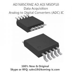 AD7685CRMZ AD ADI MSOP10 Data Acquisition Analog to Digital Converters (ADC) IC