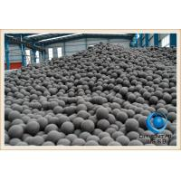 Wholesale Low Price Unbreakable Ball Mill Grinding Media Ball For Iron Copper Ore Industry from china suppliers