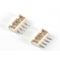 Buy cheap PCB Board 2.54mm Pitch 90° Dip Wafer Connector Phosphor Bronze from wholesalers