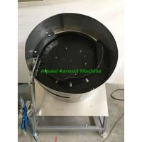 Wholesale Automatic Aerosol Valve Placer for using 1 inch Aluminum Valve and Tin Valve from china suppliers