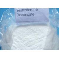 Injectable Testosterone Steroids / Testosterone Decanoate Raw Steroid Powders Muscle Growth