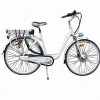 China Comfort Electric Bike with Shimano Nexus 3 Internal-gear Hubs and Aluminum Alloy Handle Bar on sale