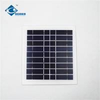 Buy cheap 9V 4.5W Residential Solar Photovoltaic Panels For Solar Garden Light / Folding from wholesalers