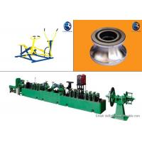 Buy cheap Erw Welded Pipe Making Machine Metal Forming Rollers With Cr12 / D3 Material from Wholesalers
