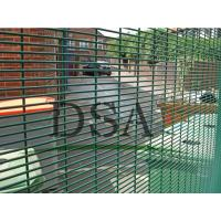 Wholesale 358 high security fence/the highest level of security welded panel barrier from china suppliers