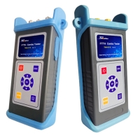 Wholesale stable performance and low cost online testing function optical power meter ftth combo tester device from china suppliers
