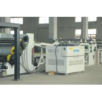 Wholesale Professional PET Sheet Extrusion Line 0.15-1.5mm Thickness With Automatic T-die from china suppliers