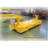 Wholesale Machinery Heavy Duty Die Carts / Powered Trolley Cart Works Handling Trailer from china suppliers