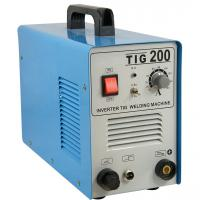 China Mosfet Inverter DC TIG welding machine TIG200 with 200A  220V on sale