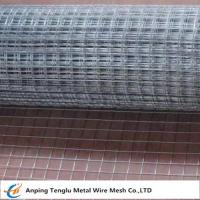 Wholesale Hot Dipped Galvanized Welded Mesh|Square Opening1/4~12Inch for Breeding or Mine Sieving from china suppliers